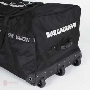 Vaughn 3 Wheeled Goalie Bag 43x20x20