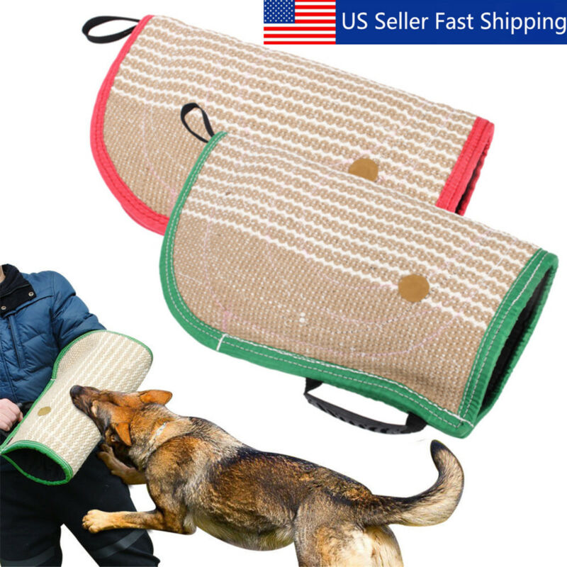 Dog Bite Sleeve Arm Protection for Young Police Dog Training Work US Stocking S