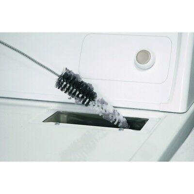"""Extra-Long 29"""" Cleaning Brush for Dryer Vent and Refrigerator Coils - Flexible"""