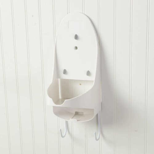 wall mount bracket steam iron holder