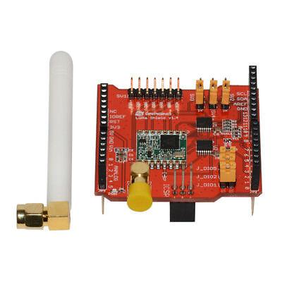 Wireless 868mhz Lora Shield Module V95 Network For Arduino Leonardo Uno Mega Due