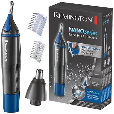 Detail Trimmer (Remington Nose and Ear Detail Trimmer & Rotary Trimmer Head Showerproof - NE3850)