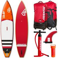 Fanatic Ray Touring Air Premium Sup 11.6 Windsurf Stand Up Paddle Board - fanatic - ebay.co.uk