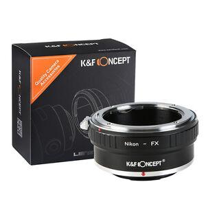 K&F Concept Adapter Ring for Nikon AI F Mount Lens to Nikon 1 Mount J1 V1 Camera