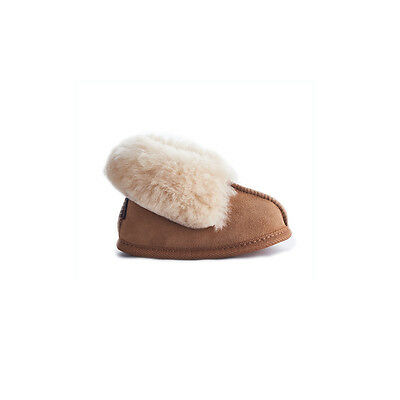 Blue Mountains UGG Boots Baby Boots 6-12m Australian Made Genuine AU Sheepskin  for sale  Shipping to Ireland