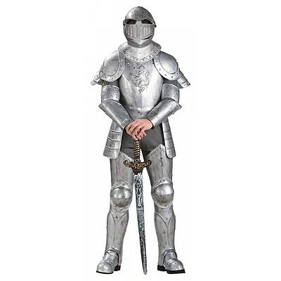 Knight Costume Adult Medieval Armor Halloween Fancy Dress - Adult Knight Costumes