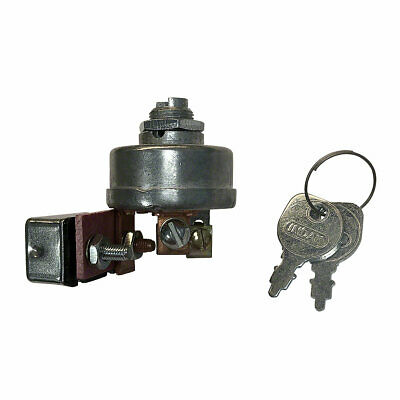 Key Ignition Switch 6060 7010 7020 7080 8550 7060 7580 Allis Chalmers 4488