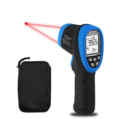 Digital Ir Infrared Thermometer Non-contact Temperature Gun Max 2732 Fahrenheit