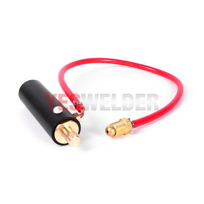 Tig Welding Torch Water Cooled Tig Torch Adapter 195377 For Lincoln Miller