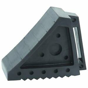Solid Rubber Wheel Chocks (pair) Midvale Mundaring Area Preview