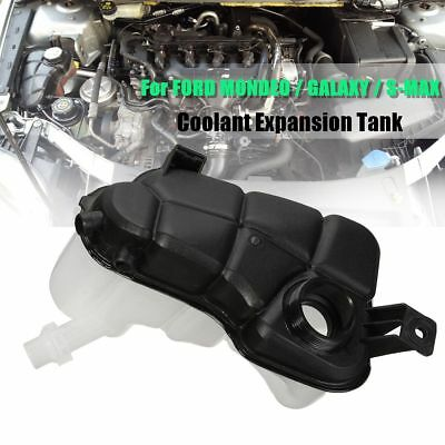 Petrol Radiator Expansion Coolant Header Tank Car For FORD MONDEO MK4 GALAXY