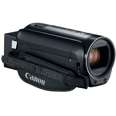 Canon - Vixia Hf R82 32gb Hd Flash Memory Camcorder - Black