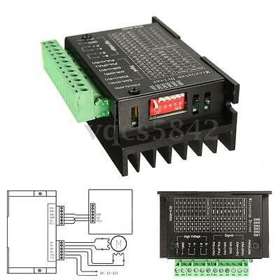 Single TB6600 Stepper Motor Driver Controller Micro-Step CNC Axis 2/4 Phase