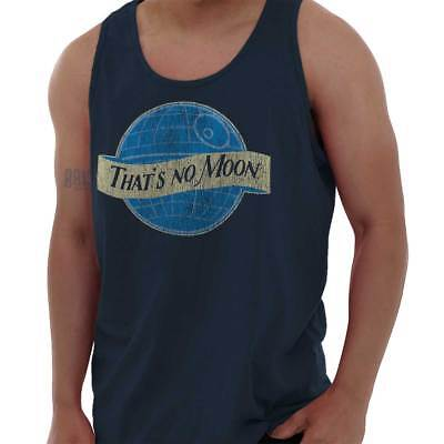 Thats No Blue Moon Space Wars Movie Nerd Adult Tank Top T-Shirt Tees Tshirt](Adult Blue Movies)