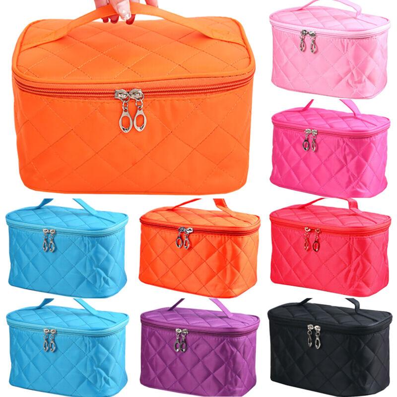 Women Mini Travel Cosmetic Make Up Bag Organizer Beauty Storage Box Vanity Case Health & Beauty
