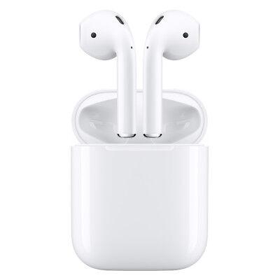 Apple Airpods weiß In-Ear Bluetooth Kopfhörer Ohrhörer Headset MMEF2ZM/A NEU OVP