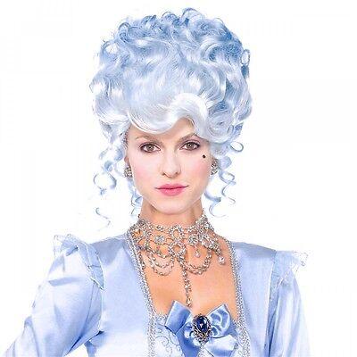 Wig Marie Antoinette (Marie Antoinette Costume Wig Adult Masquerade Halloween Fancy)