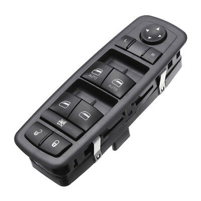 Power Window Switch Driver Side For Dodge Ram 2009-2012 4602863AD 4602863AB
