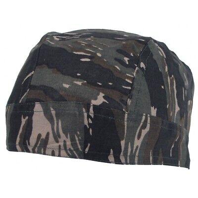 Bandana Kopftuch Headwrap Rockabilly Tiger Stripe Biker ()