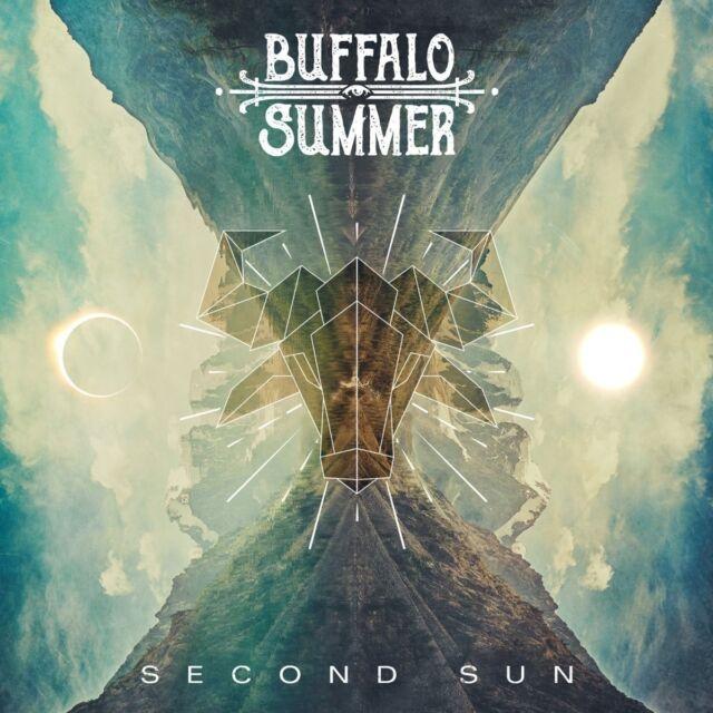 BUFFALO SUMMER - SECOND SUN   CD NEU