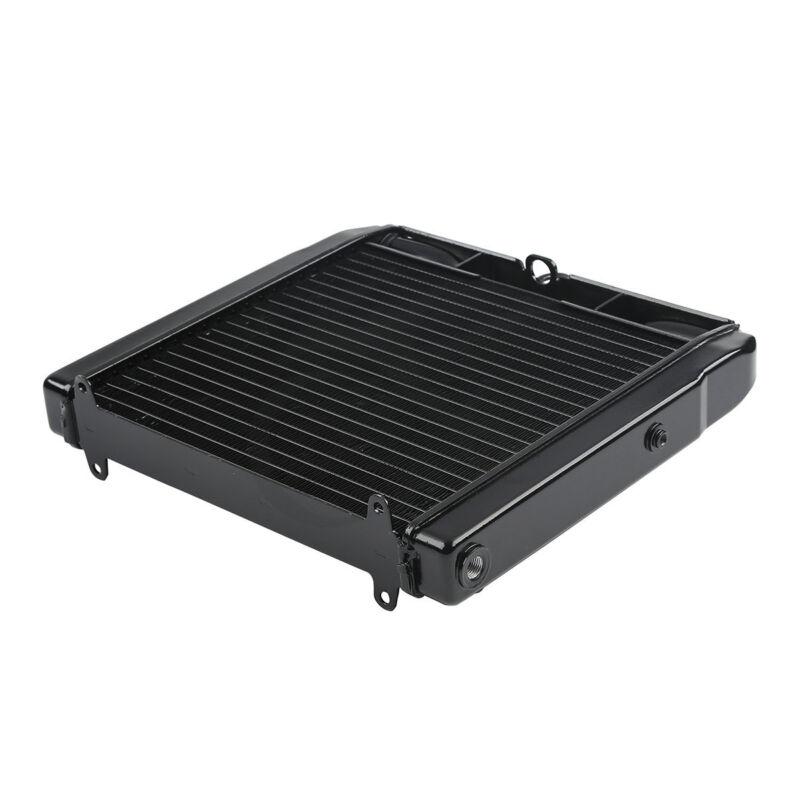 engine cooling radiator aluminum for harley davidson v rod. Black Bedroom Furniture Sets. Home Design Ideas