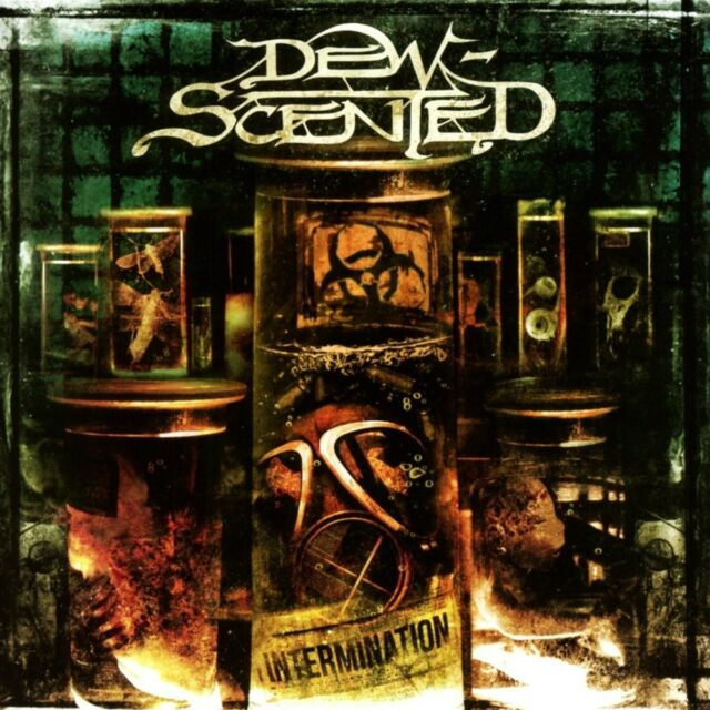 DEW-SCENTED - INTERMINATION   CD NEU