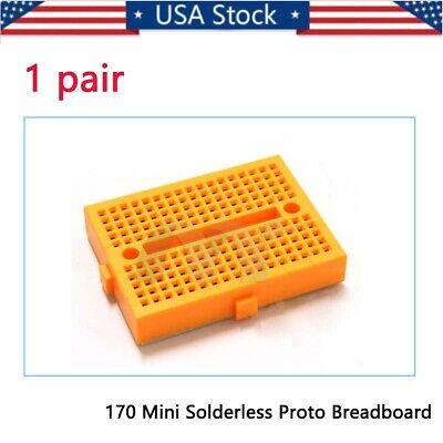 Mini Solderless Breadboard | Owner's Guide to Business and