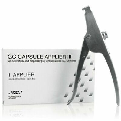 Dental Capsule Applier Applicator Gun For Gc Fuji Sdi Rive