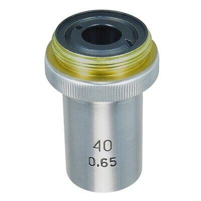 Lomo Microscope Objective - Achromat 40x0.65 Phase Dark