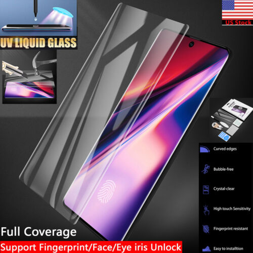Liquid Screen Protector Samsung Galaxy Note 10+ Plus S10+ UV
