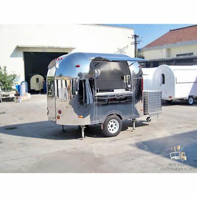 Airstream Custom Vending Trailer - Dotce Certified Food Truck Mobile Food Cart