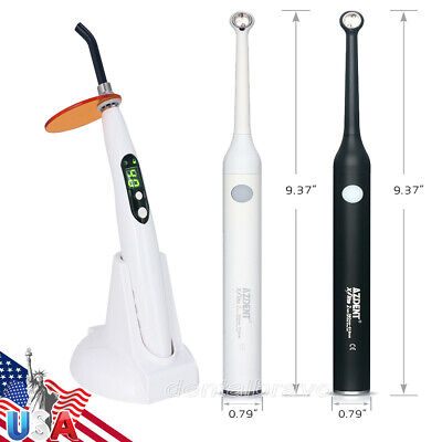 Woodpecker Style Dental Wireless Led Curing Light Lamp Led-bx2 1400mw 2300mw