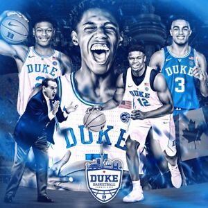 DUKE BLUE DEVILS IN TORONTO FOR 2 GAMES! THIS WEEK FROM $27