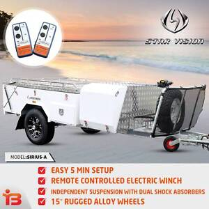 Xtreme Star Vision Off-Road Hard Floor Camper Trailer Fairfield Fairfield Area Preview