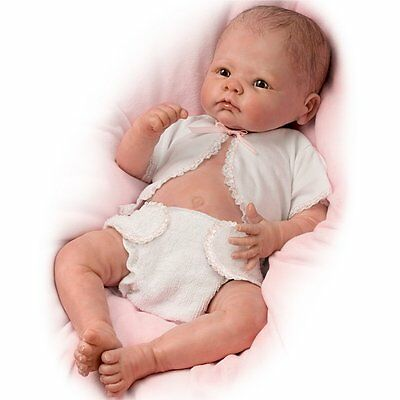 Little Grace Ashton Drake Doll By Linda Murray 20 inches
