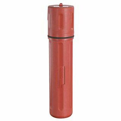 Rod Guard 14 Welding Electrode Holder Storage Canister New Red Blue Cannister