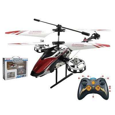 Skytech 4.5ch M12 Infrared Rc Mini Remote Control Helicopter Indoor Flying Blac ()