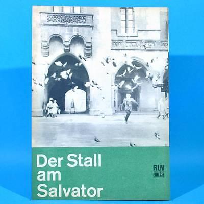 3066 Film für Sie 73/1968 DDR * Der Stall am Salvator * Janusz Gajos