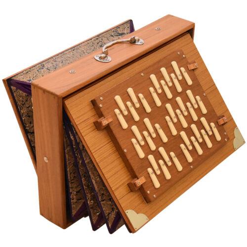 MKS Shruti Box Harmonium | Model SB3 | Excellent Quality, Expert Tuned in US