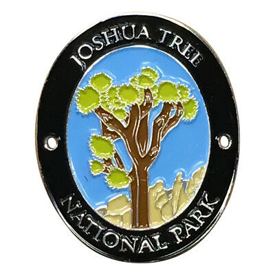 Joshua Tree National Park Walking Stick Medallion - California