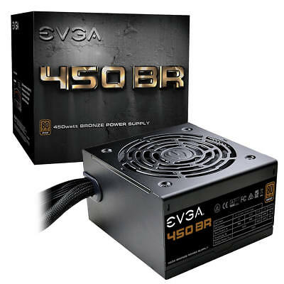 EVGA 450 BR, 80+ BRONZE 450W, 3 Year Warranty, Power Supply