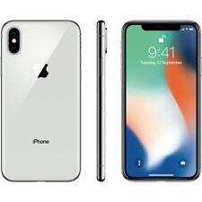 APPLE IPHONE X 256 Go ARGENT SMARTPHONE débloqué 4G ECRAN 5,8 Pouces 256GO