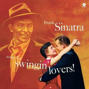 Frank-Sinatra-Songs-For-Swingin-Lovers-Limited-180gram-Vinyl-LP-NEW