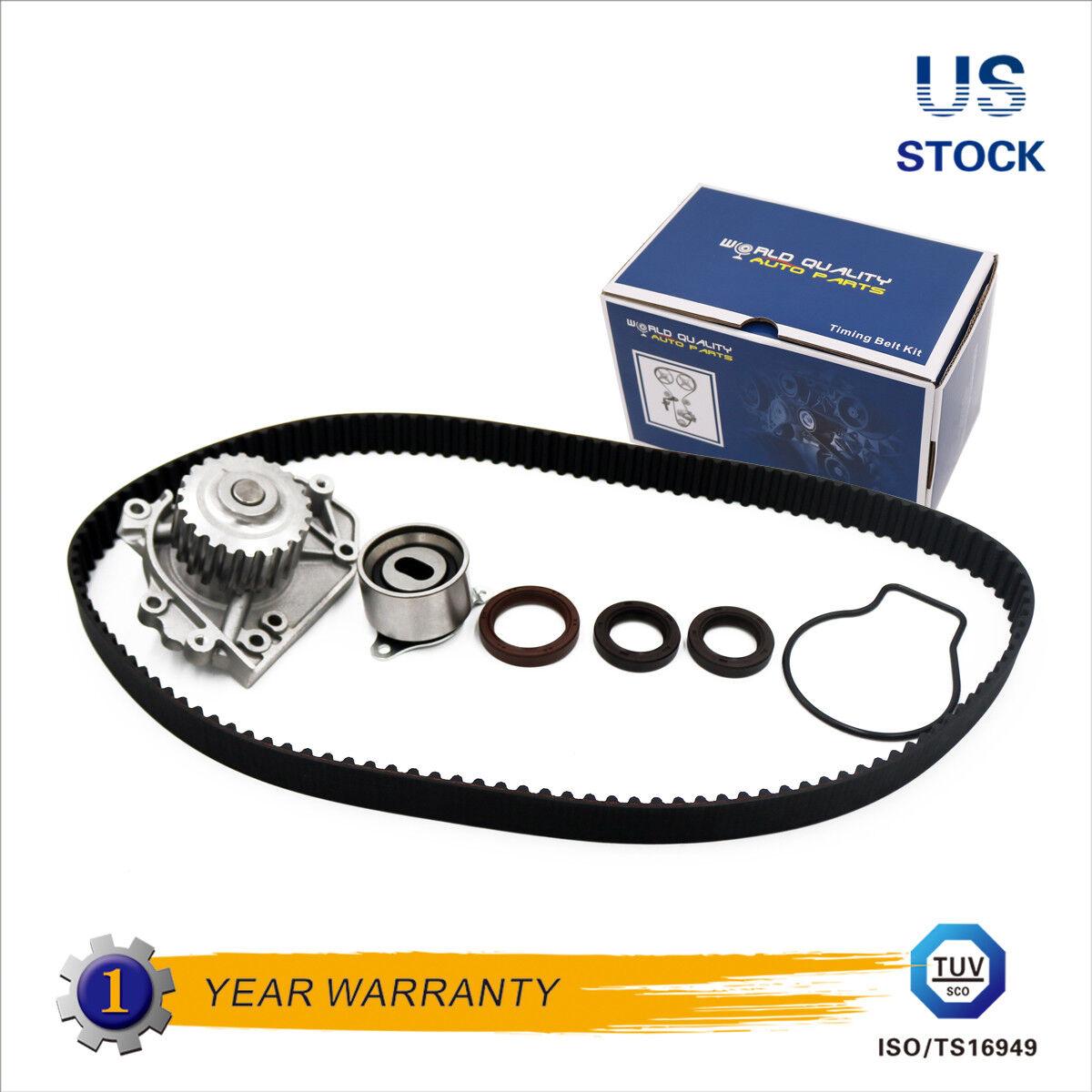 Timing Belt Kit Water Pump For 94-01 Acura Integra GSR