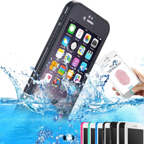 Waterproof Shock Dirt Proof Case Cover For IPhone XS MAX XR X 6S 6  7 8 Plus SE