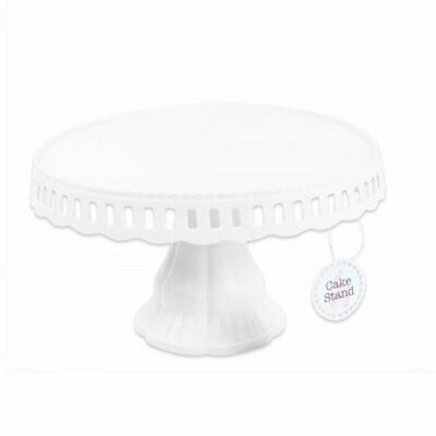 Plastic 27cm Cupcake Cake Display Serving Stand
