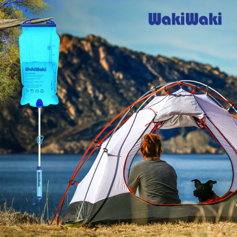 Outdoor Water Reservoir for Hydration Backpack Water Storage