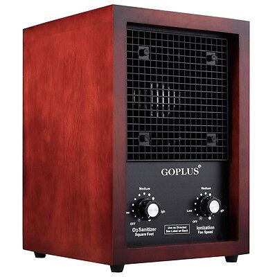 GOPLUS 3500SQ.FT Air Purifier Ionic Ozone Ionizer Cleaner Fresh Clean Home