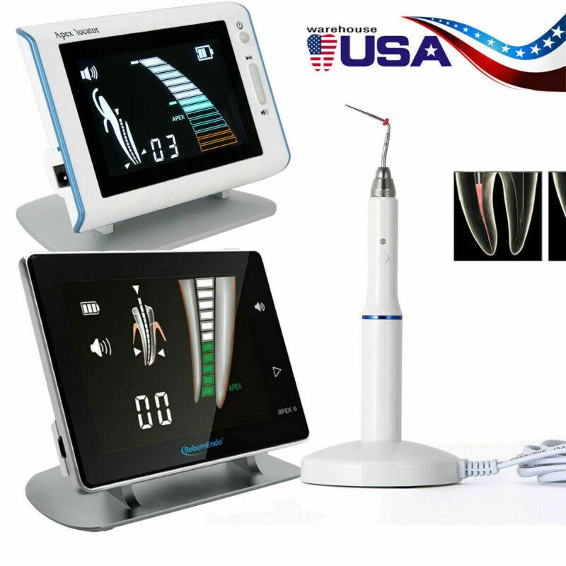Dental Endodontics Apex Locator RPEX Heated Pen Gutta Percha Obturation System