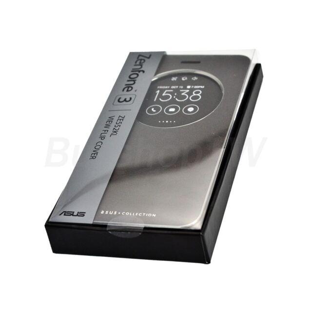 ASUS Original Zenfone 3 Ze552kl View Flip Cover Smartphone